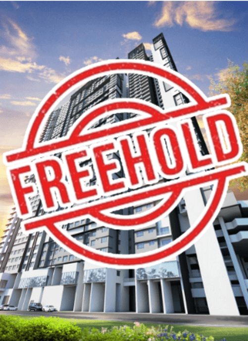 freehold property, affordable home