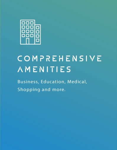Comprehensive Amenities